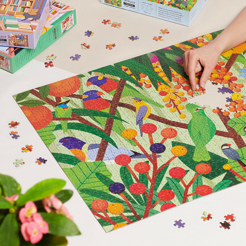 Birds and Berries Puzzle Media 03