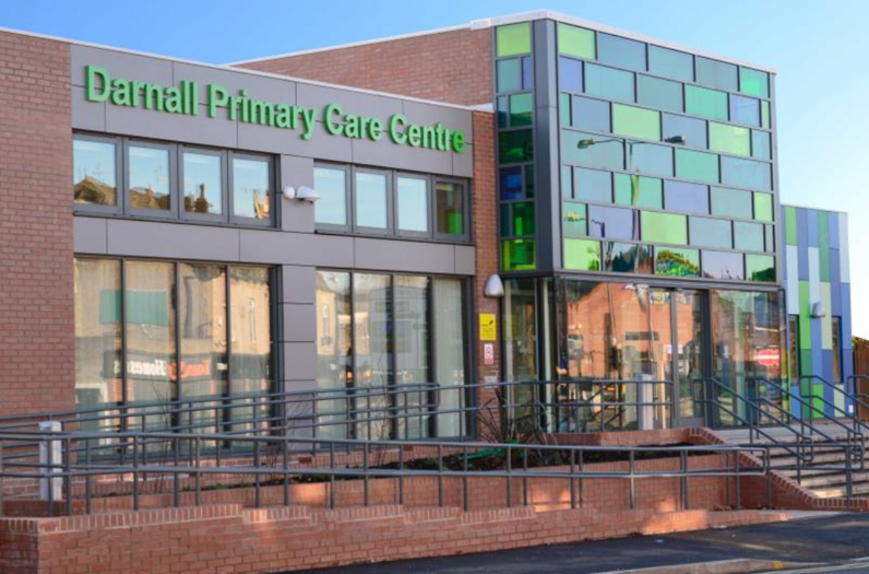 Darnall primary care centre