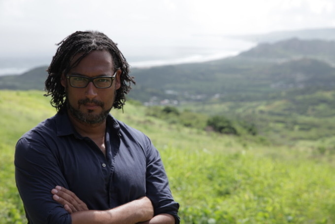 David Olusoga closer