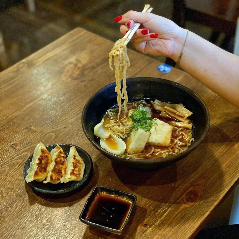 Edo Sushi ramen 2