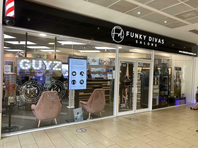 Funky Divas Salons