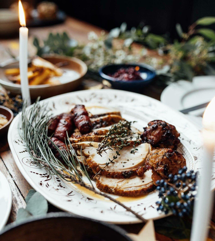 Mowbray christmas dinner