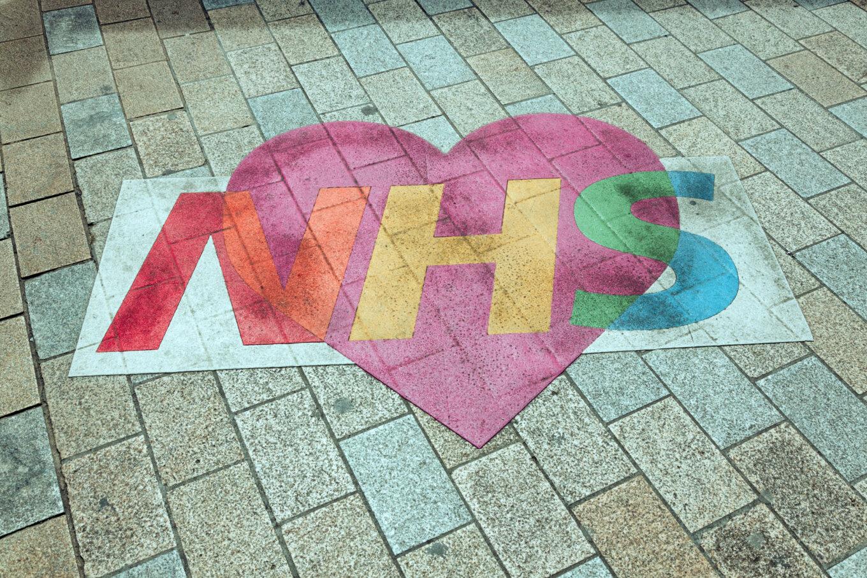 NHS pavement logo edit