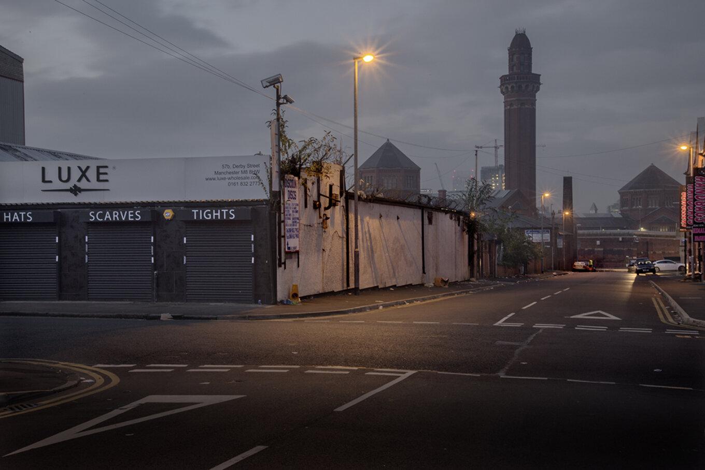 Not Quite Light 2019 - Strangeways