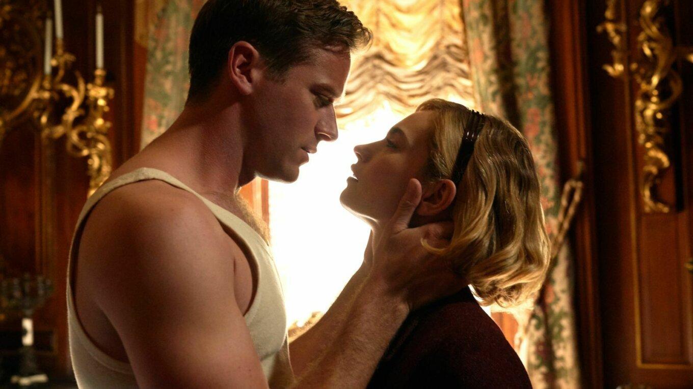 Netflix Rebecca Remake Cast Armie Hammer Lily James 200807 ghipyluhrz
