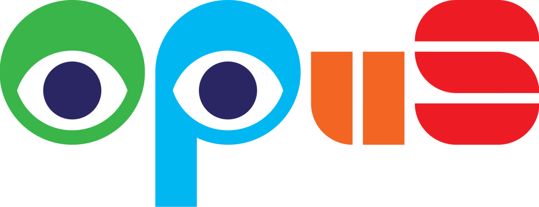 Opus Logo Word Full Colour