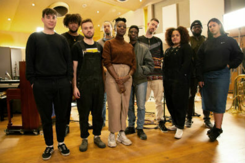 SEED Ensemble full band colour portrait 2 The Master Sessions c Bluesound MQA 2020