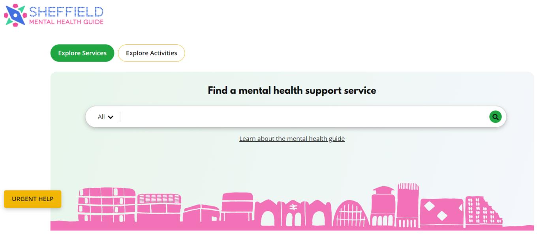 Sheffield Mental Health Guide