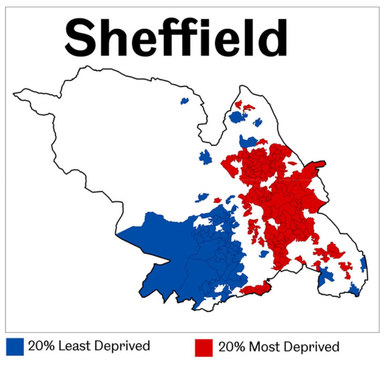 Sheffield depriv