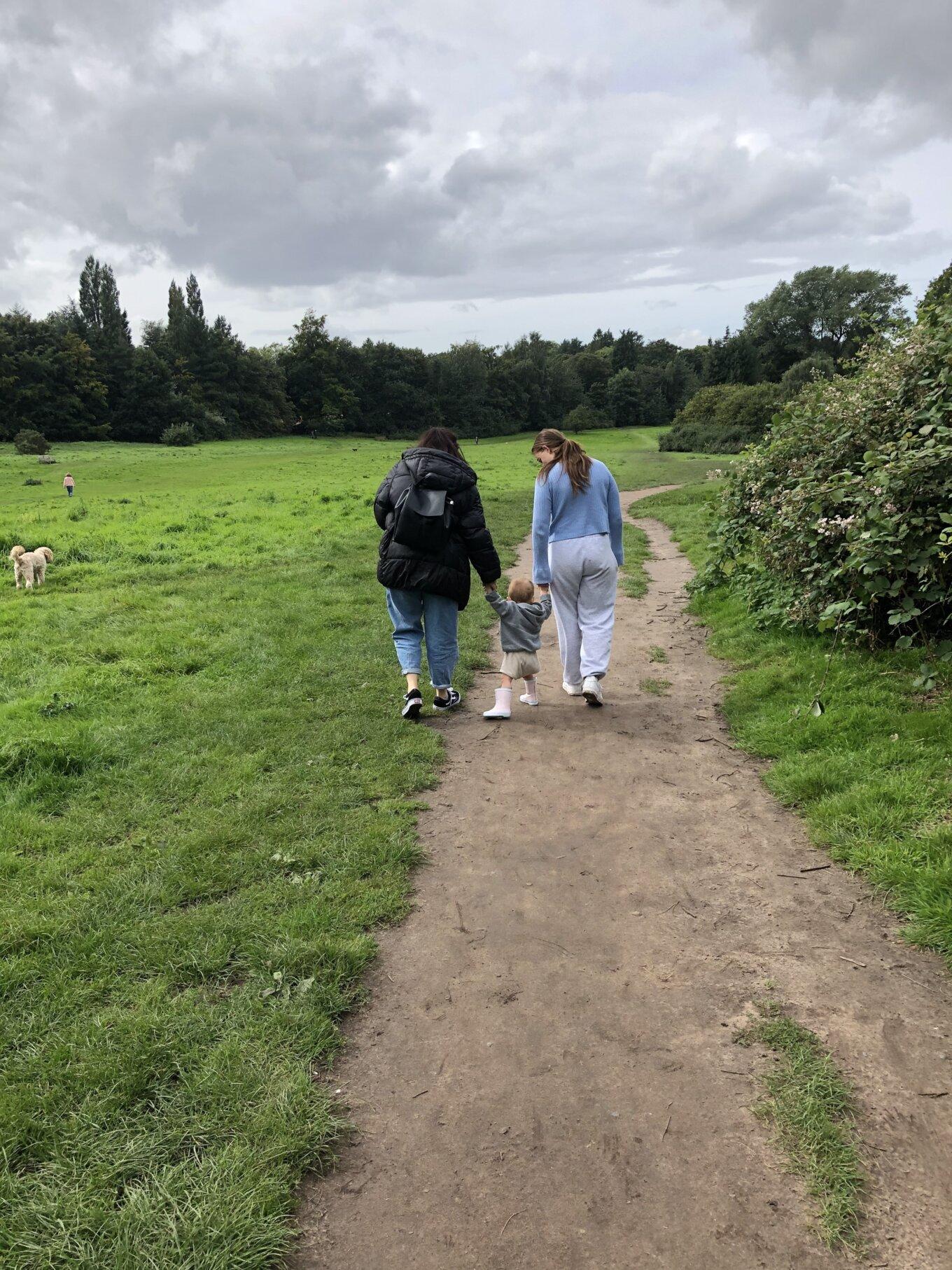 Weekend walks Image 1