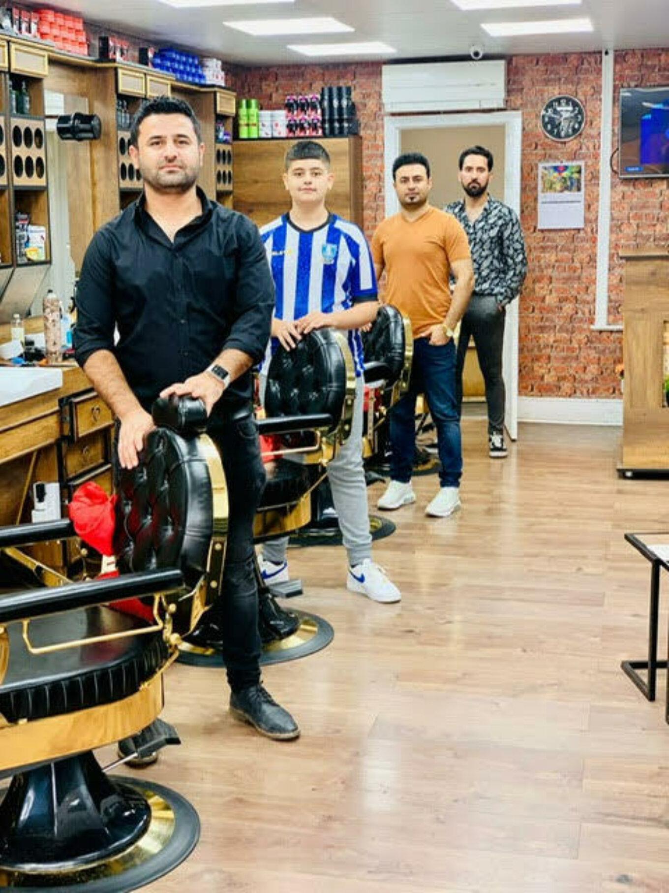 Zak's Turkish Barbers