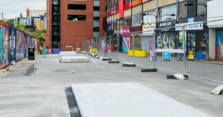 Castlegate skate park