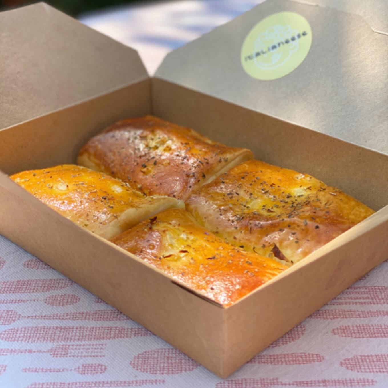 Italianeese box of four