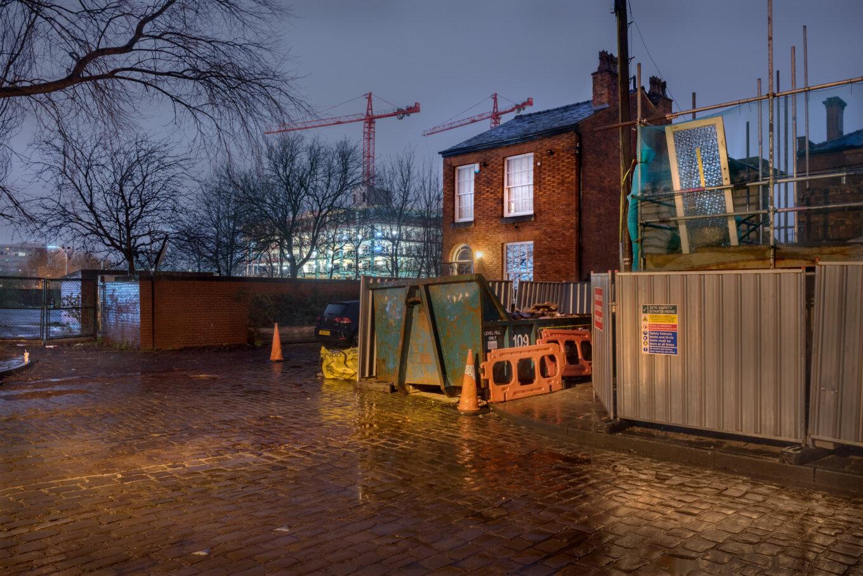 Not Quite Light 2019 - Wilton Place