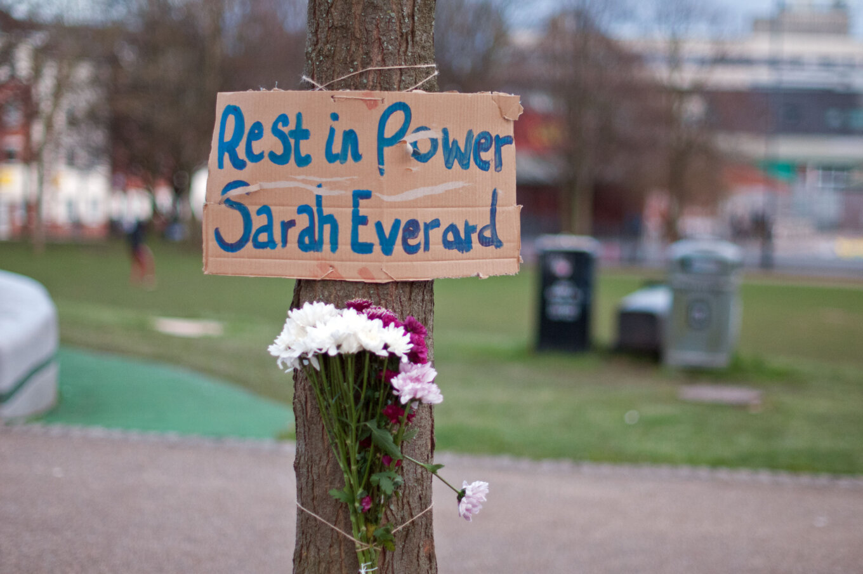 Reclaim the streets vigil devonshire green 3