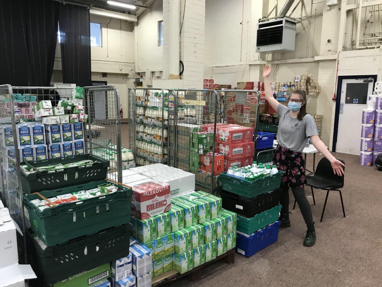S6 food bank volunteer 2
