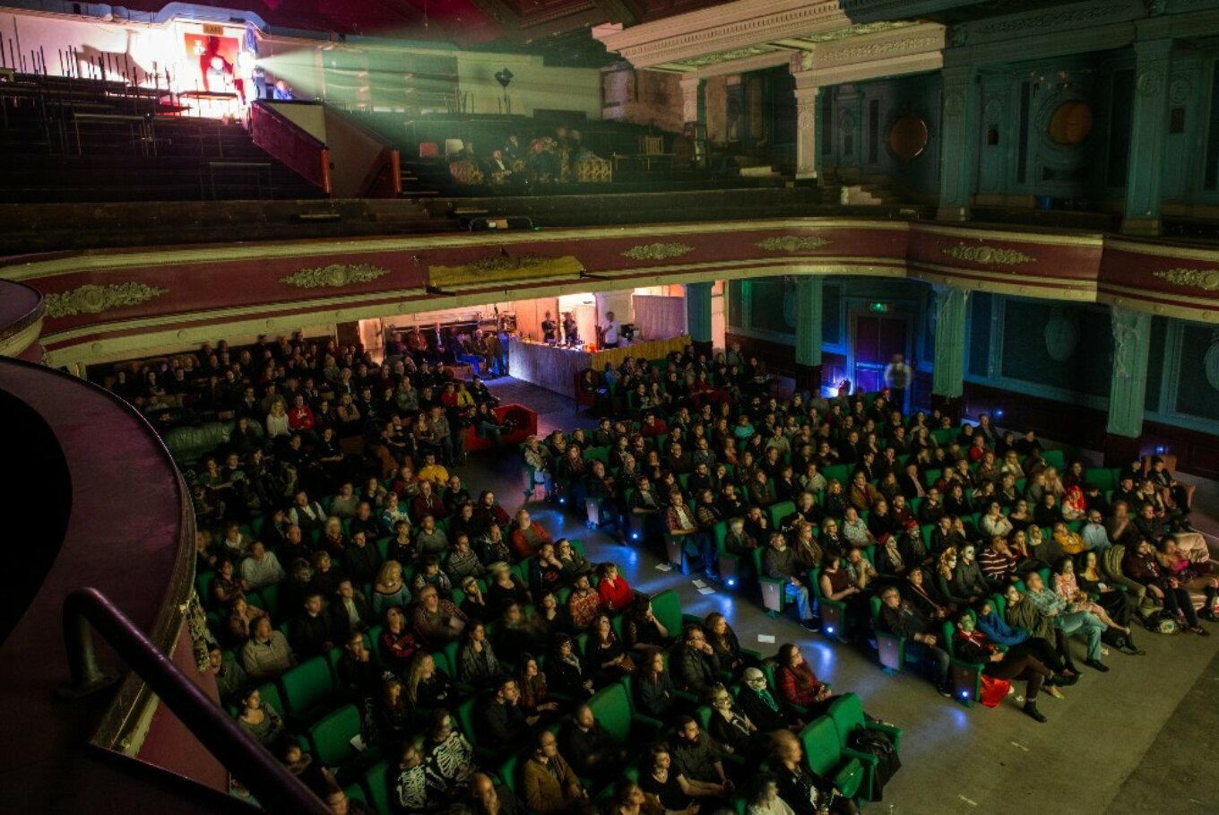 Sheffield silent film fest at abbeydale picture house