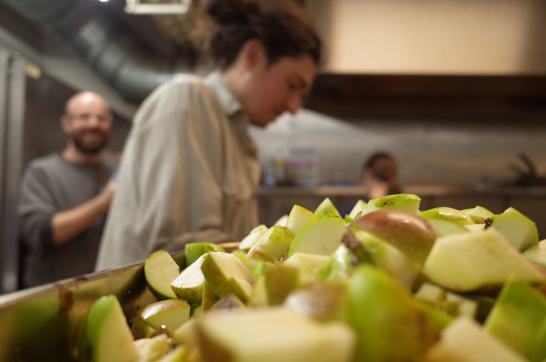 Social pickle apple kitchen