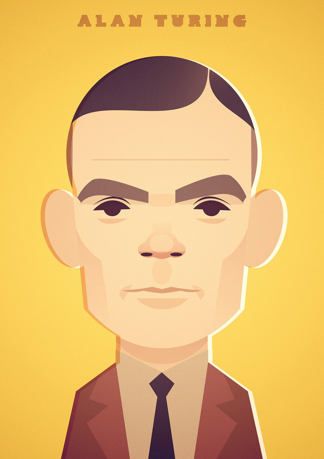 Stanley Chow Alan Turing