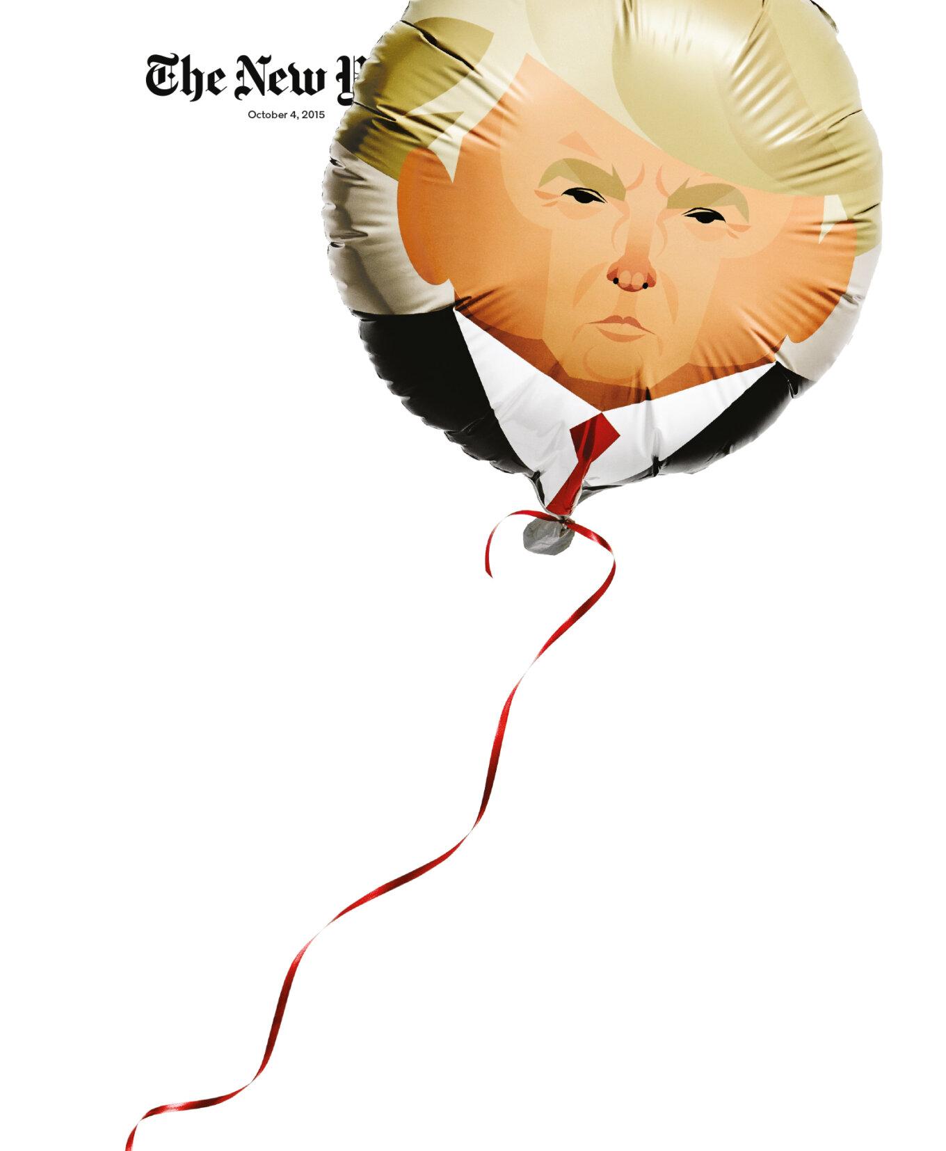 Stan Chow New York Times Donald Trump