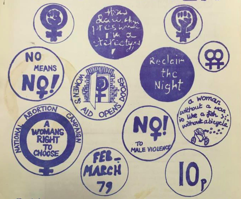 Women in lockdown sheffield feminist archive