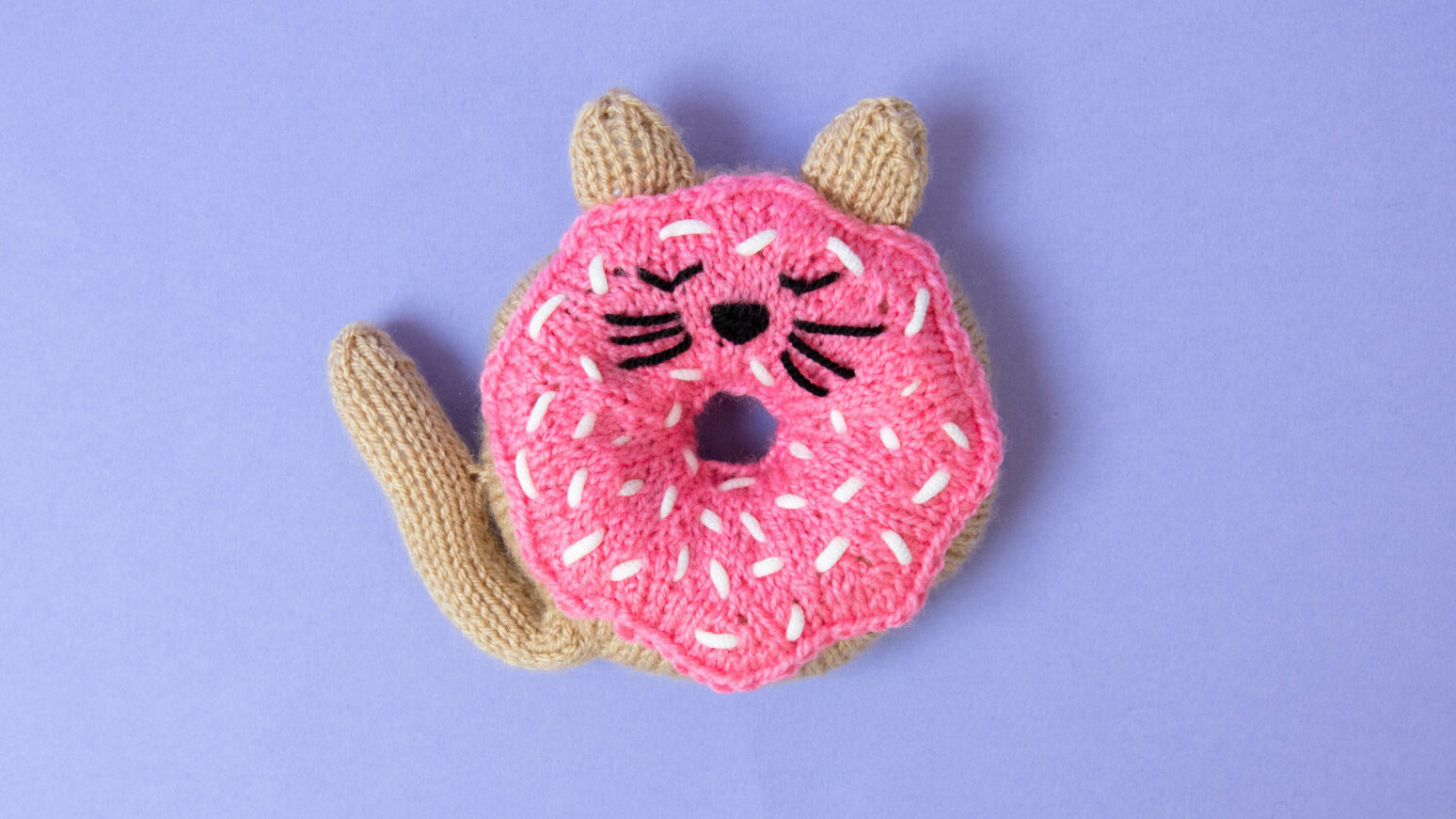 Sincerely Louise Doughnut Kitten