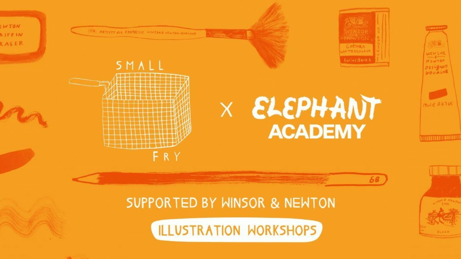 Small Fry × Elephant Academy