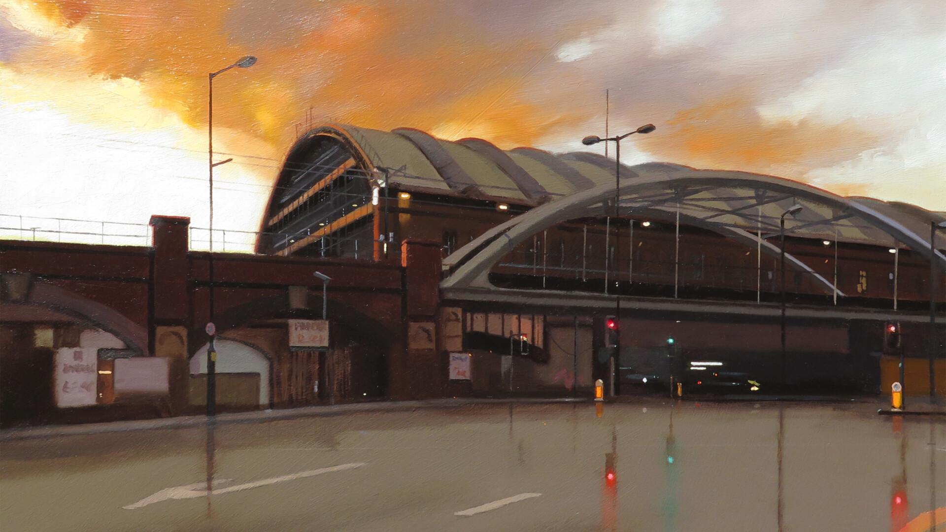Manchester G Mex