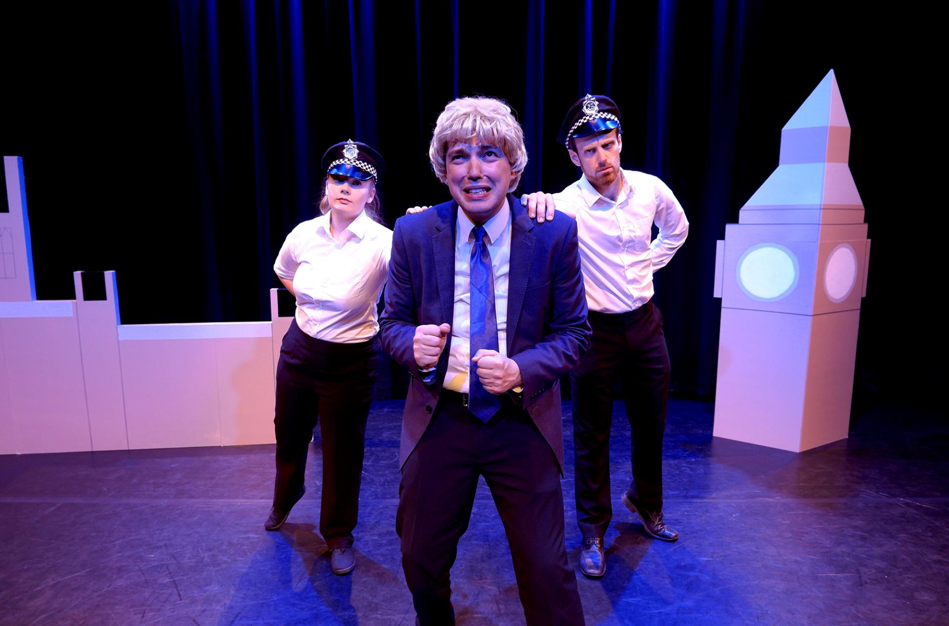 Boris musical arrest