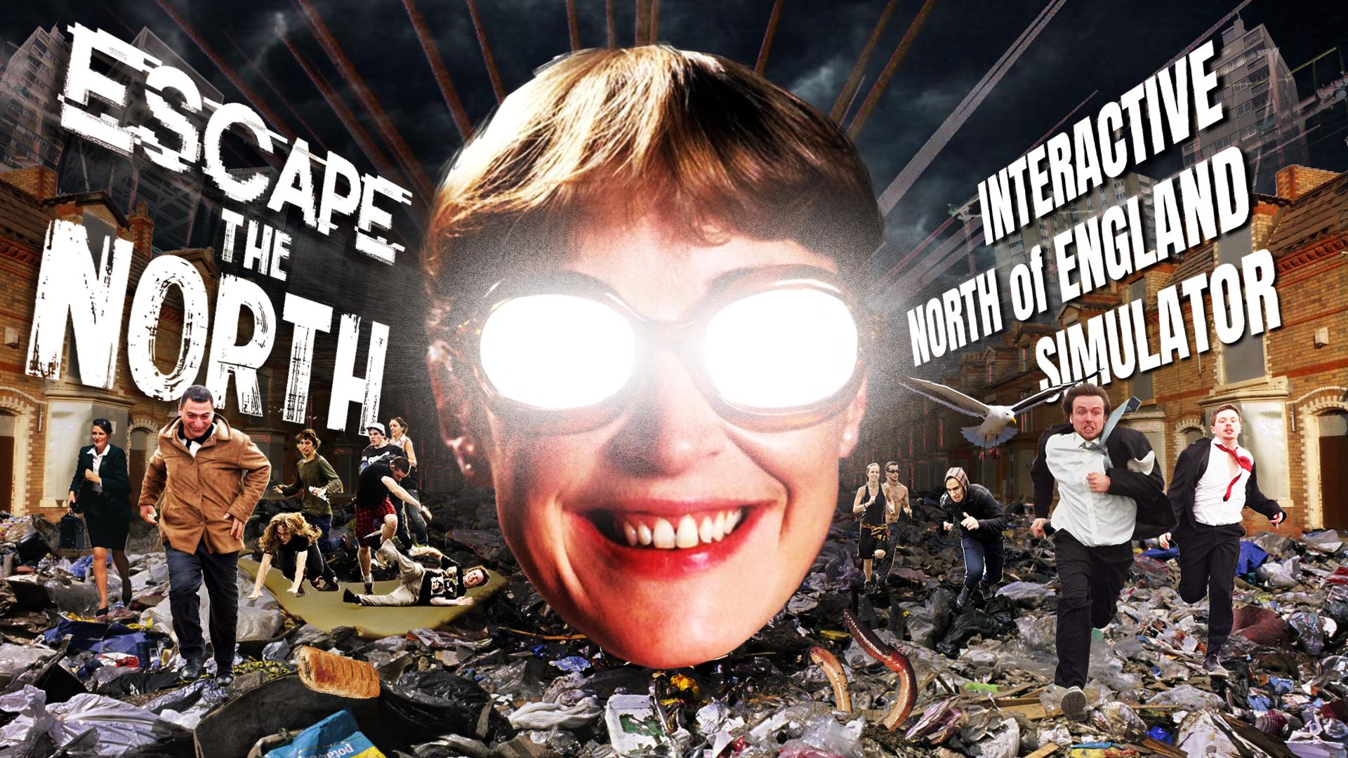 Escape The North Main Image