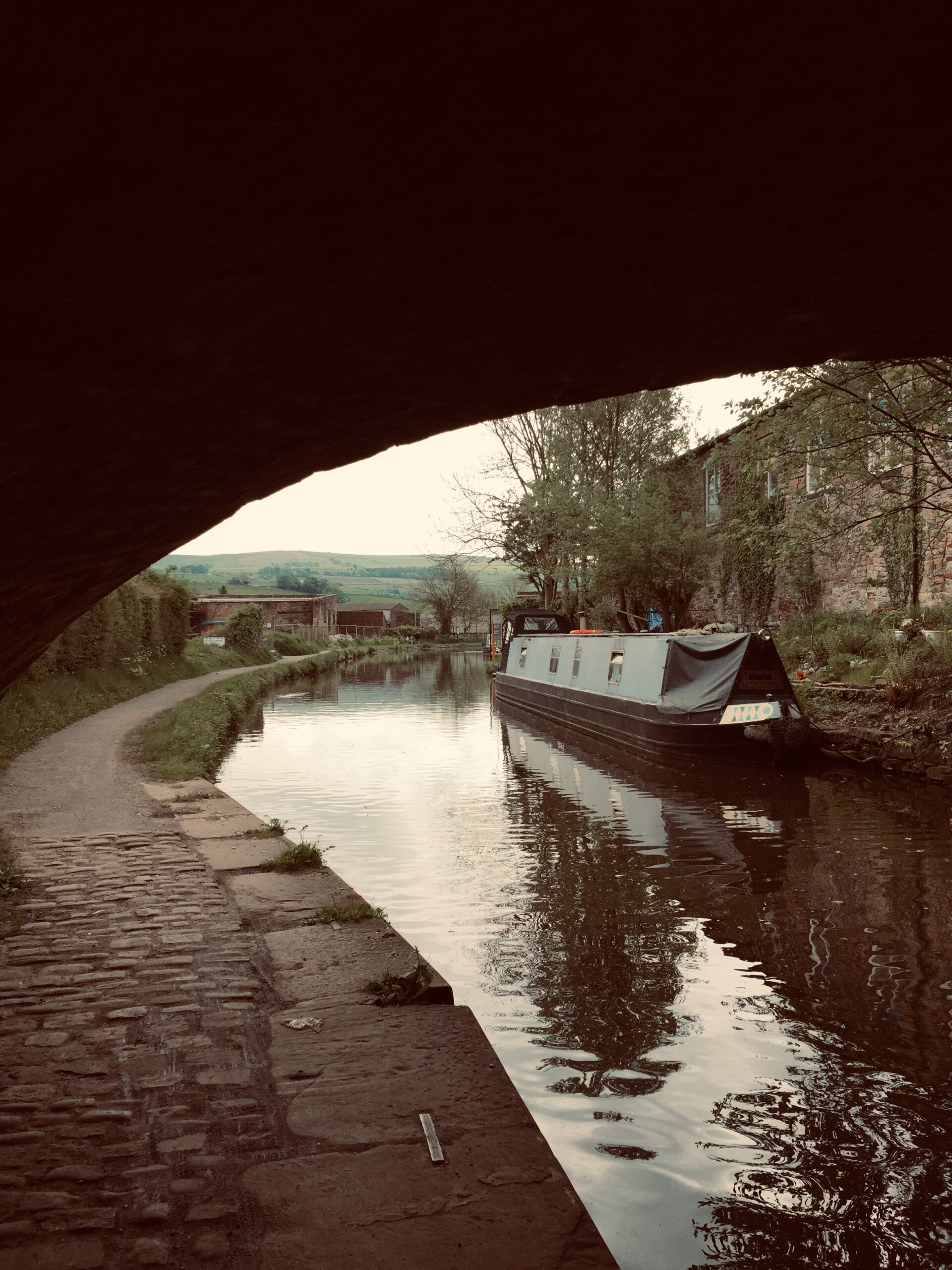 Peak Forest Canal at New Mills