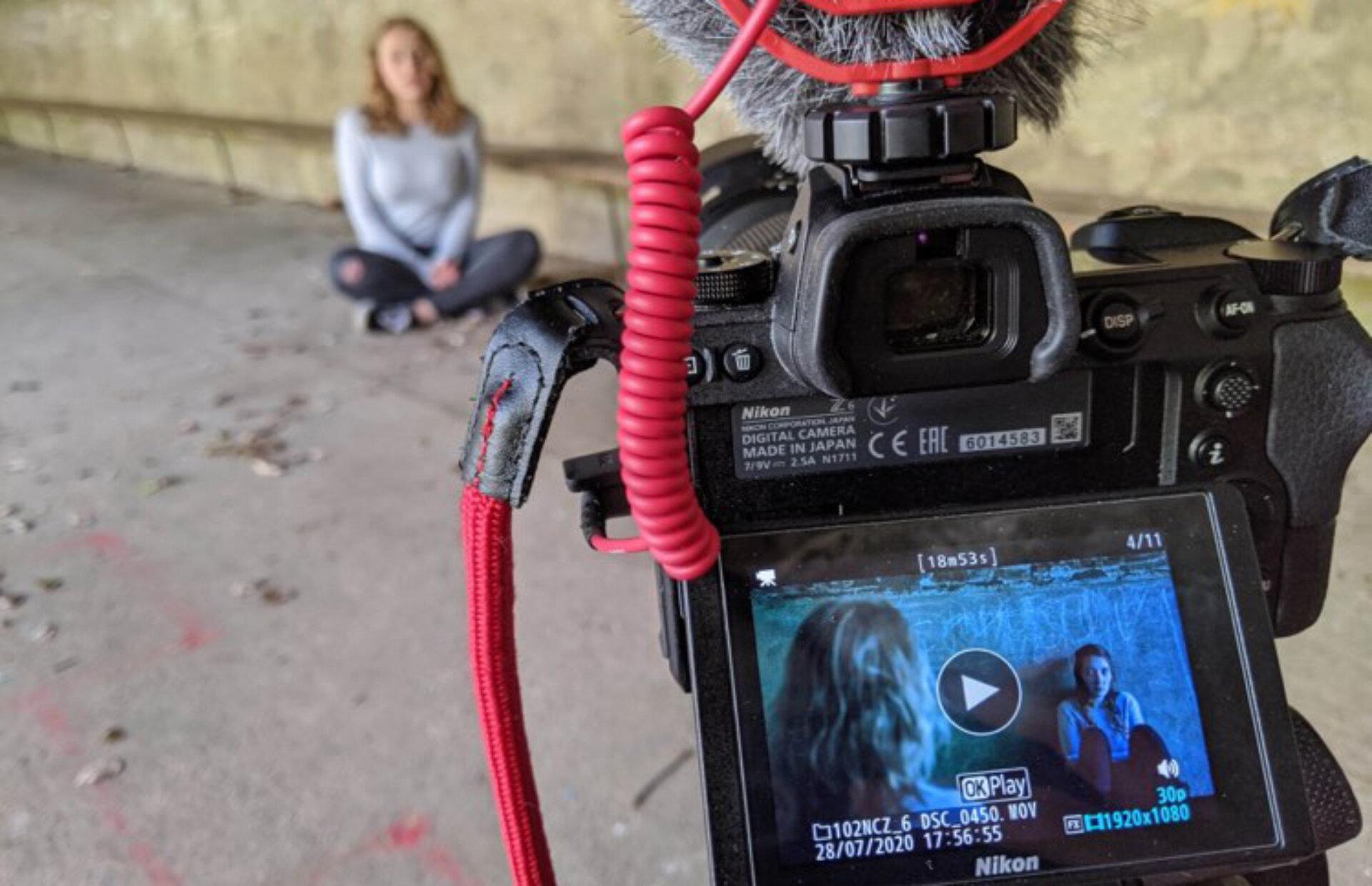 Moonlighters Filming Socially Distanced Festival