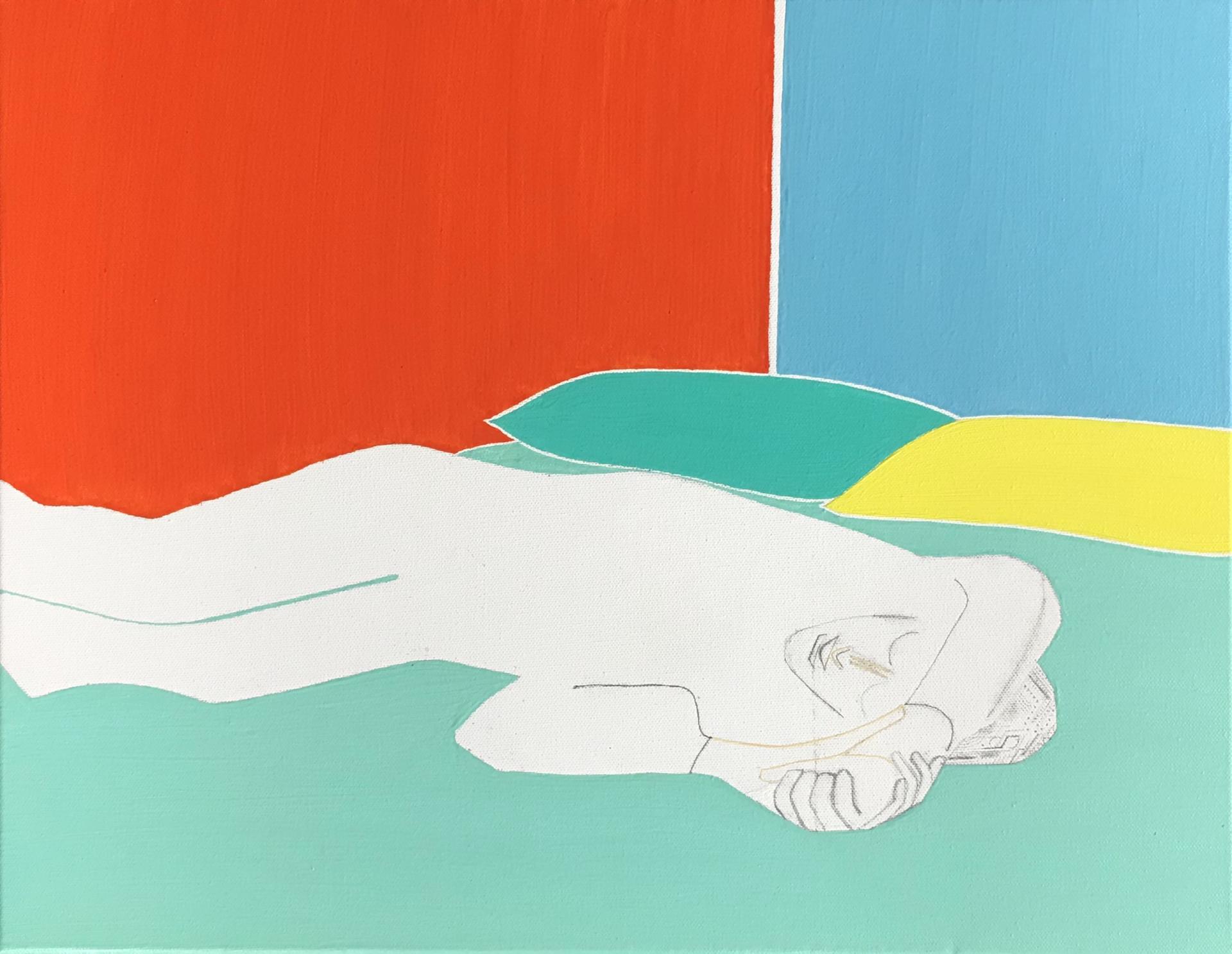 Sleeping Boy by Emily Uttley