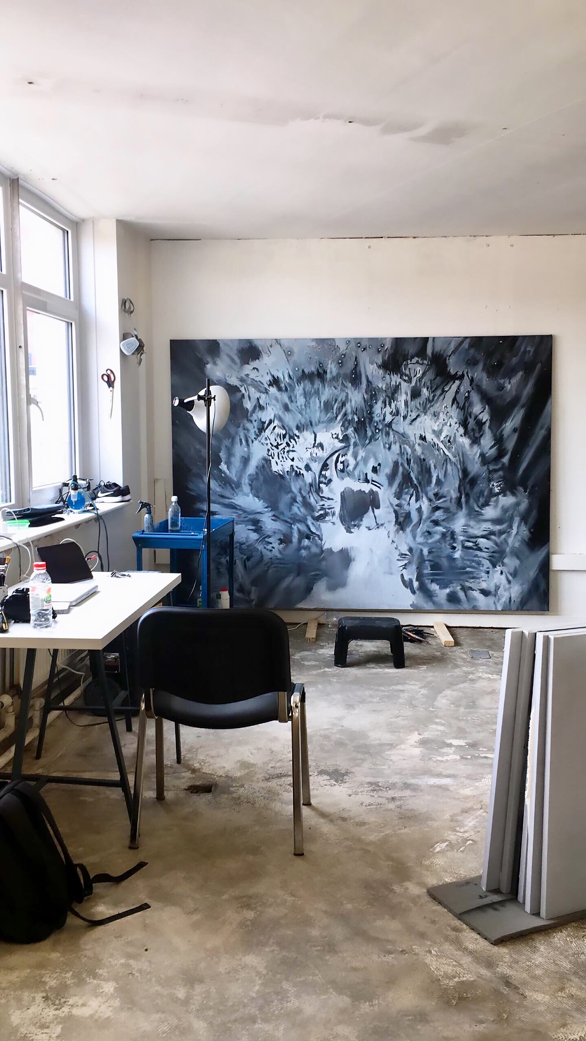 Studio Yorkshire Artspace Sheffield 2019