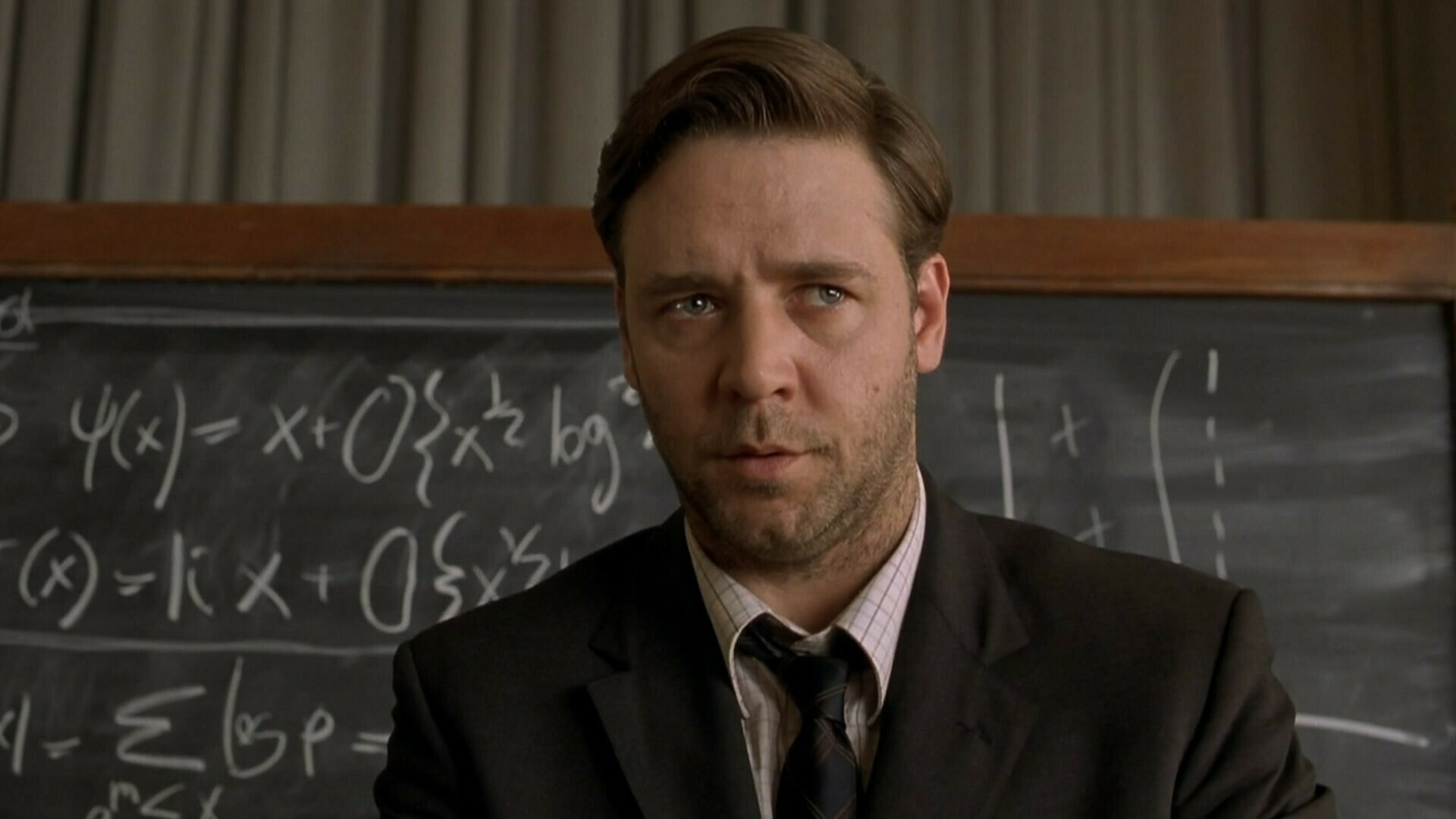 A beautiful mind film