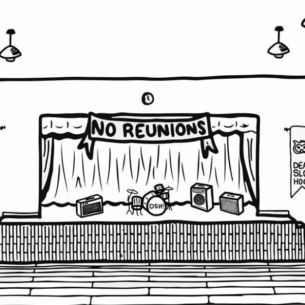 No Reunions