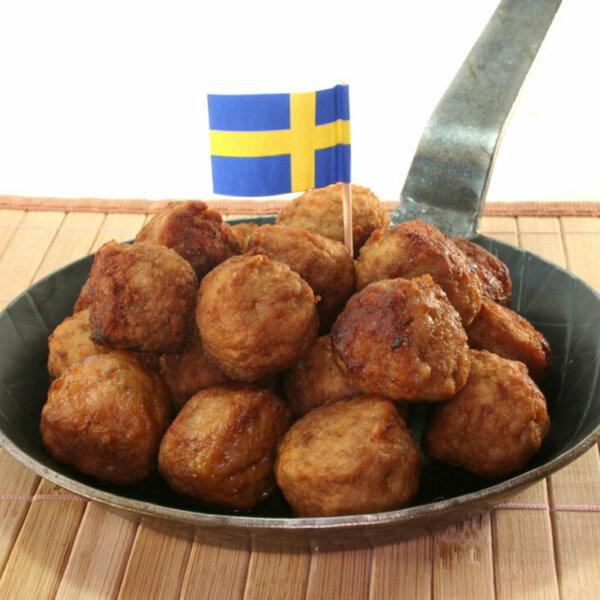 Smörgås Swedish Meatballs (Köttbullar)