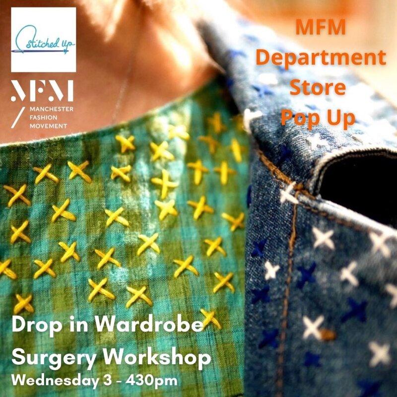 MFM Drop in Wardrobe