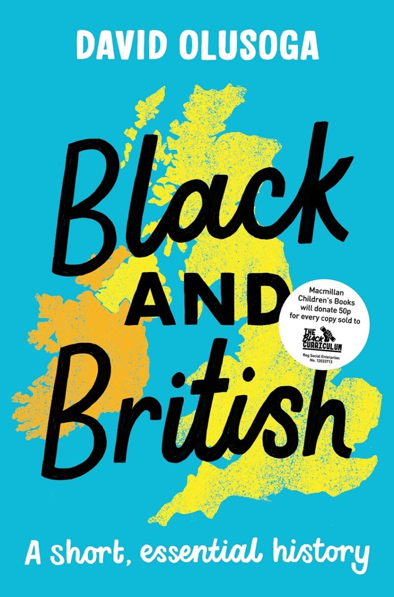 David Olusoga BLACK AND BRITISH