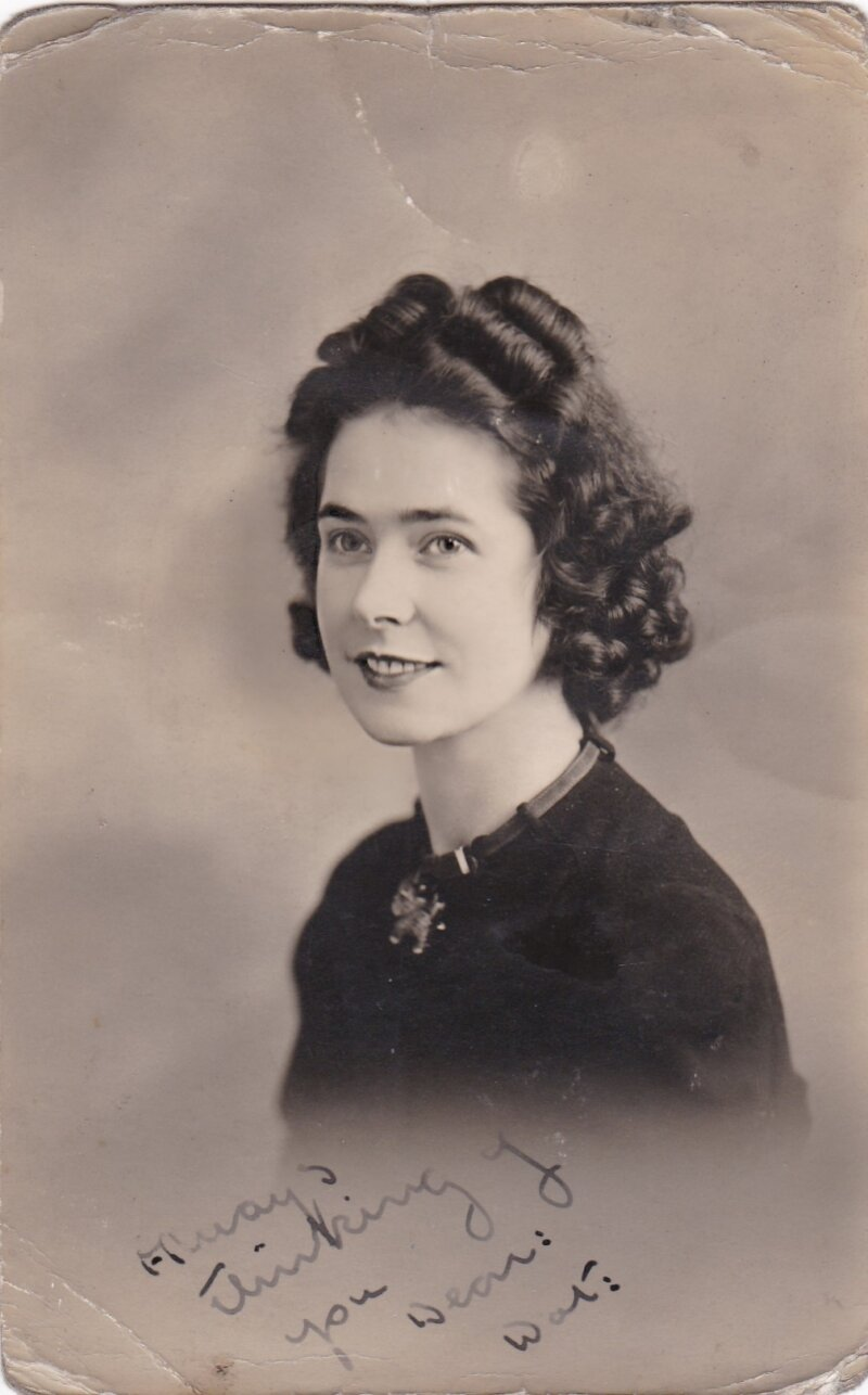 Dot Reardon Woman of Steel May 1945