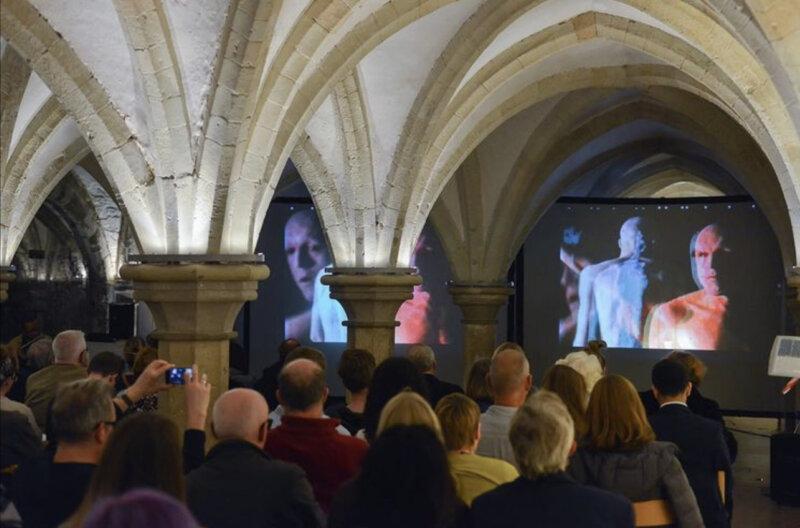 Kerry Baldry film show