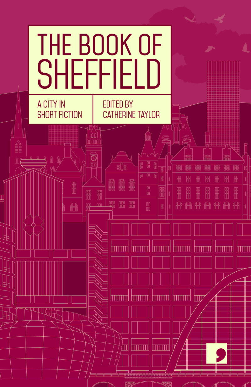 The Book of sheffield COVER