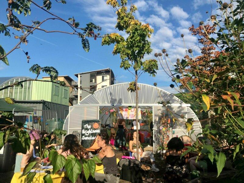 The Brightness Sanctuary at Green Island Festival