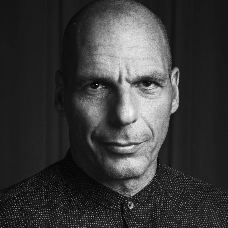Yanis Varoufakis credit Chris Saunders
