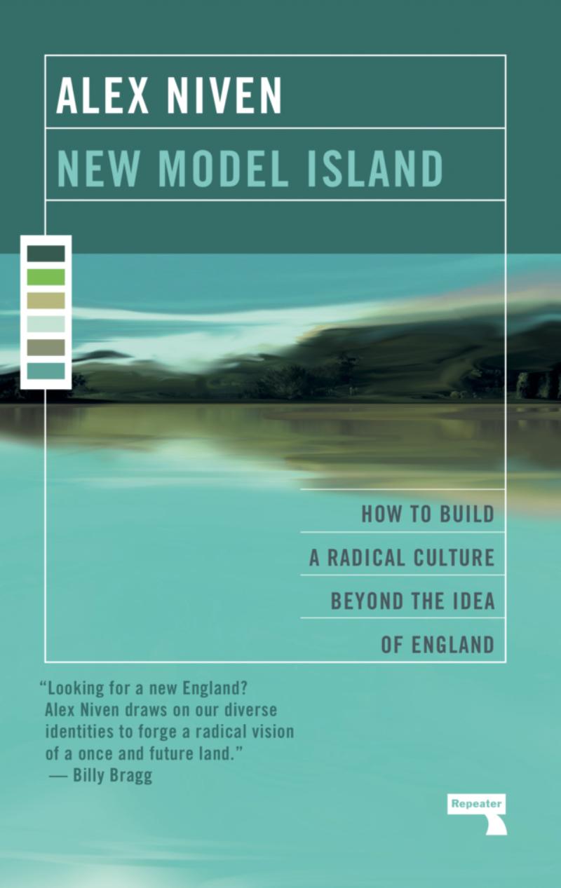 Alex niven new model island book cover