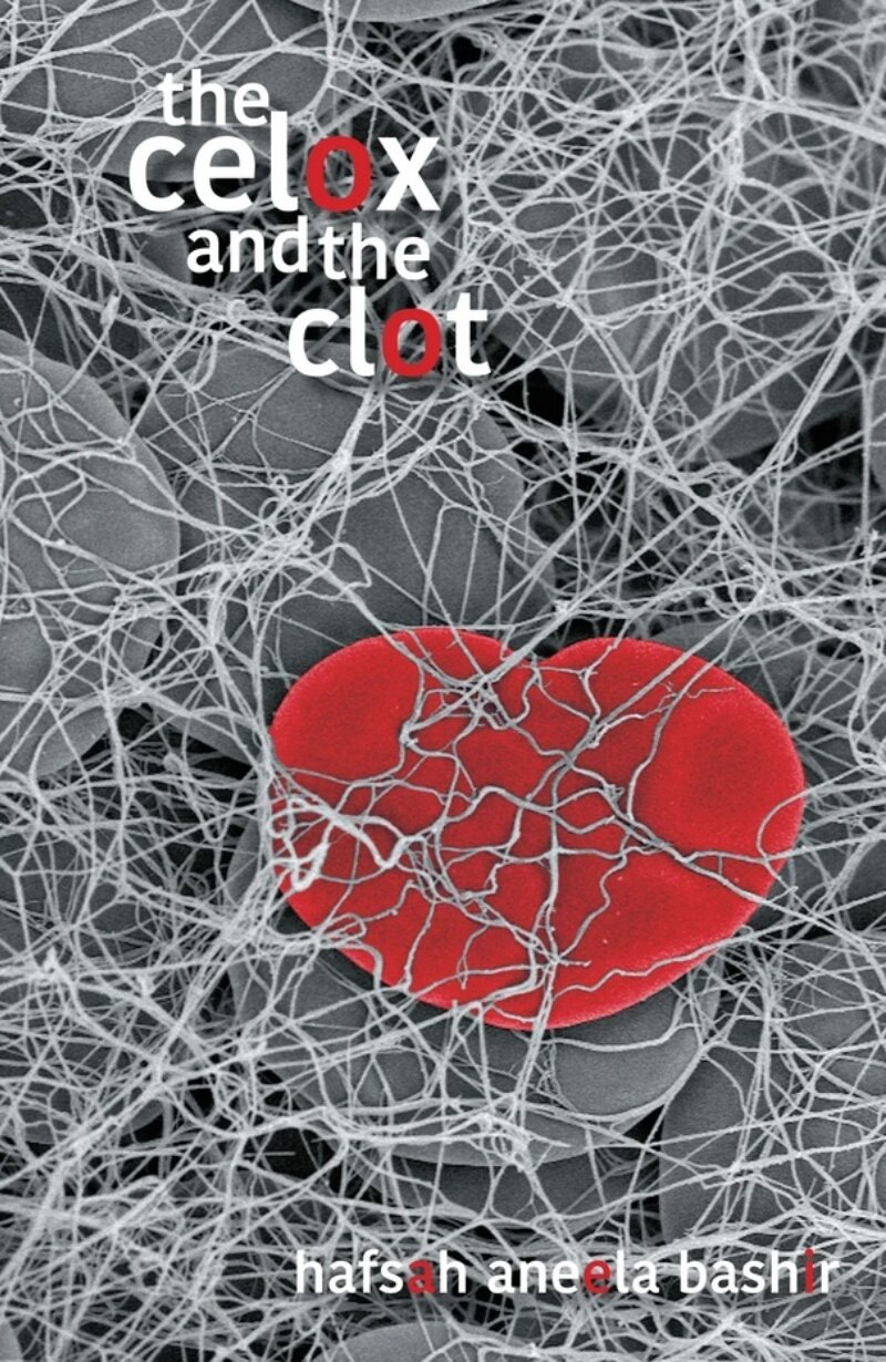 Celox and the clot book cover