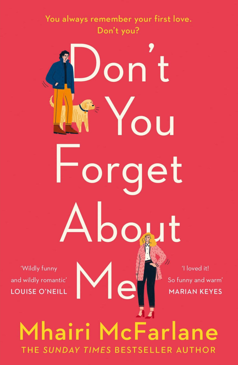 Dont you forget about me book cover