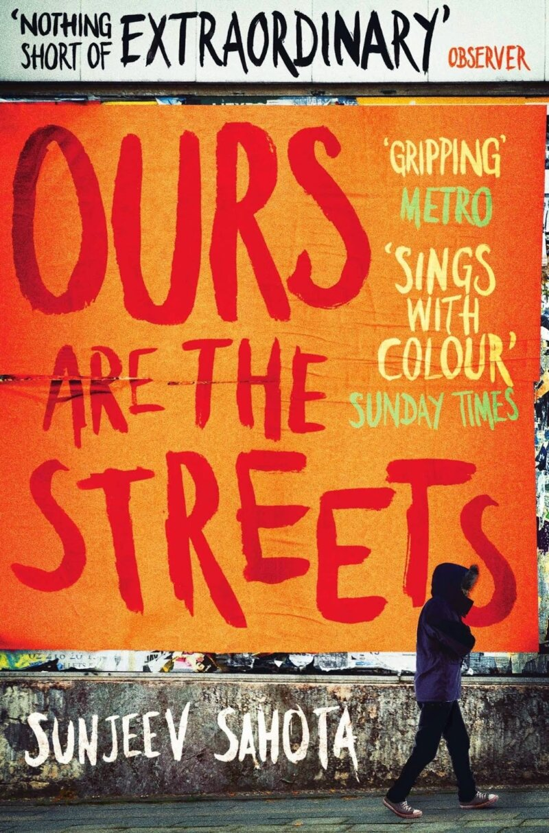 Ours are the streets book cover