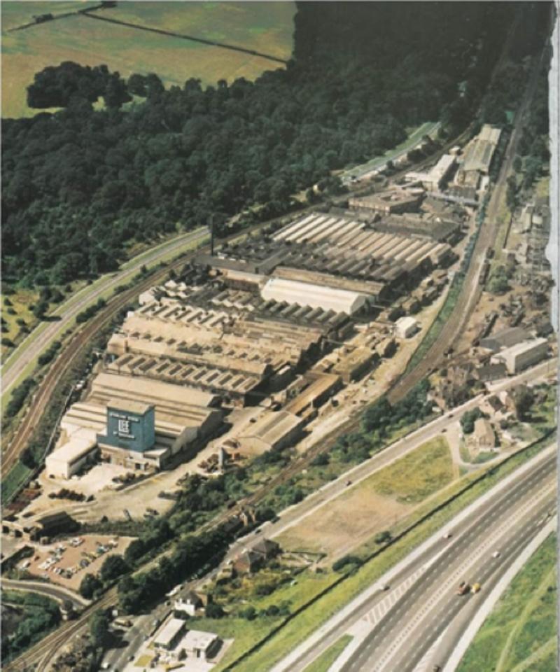 Outokumpu site 1970s