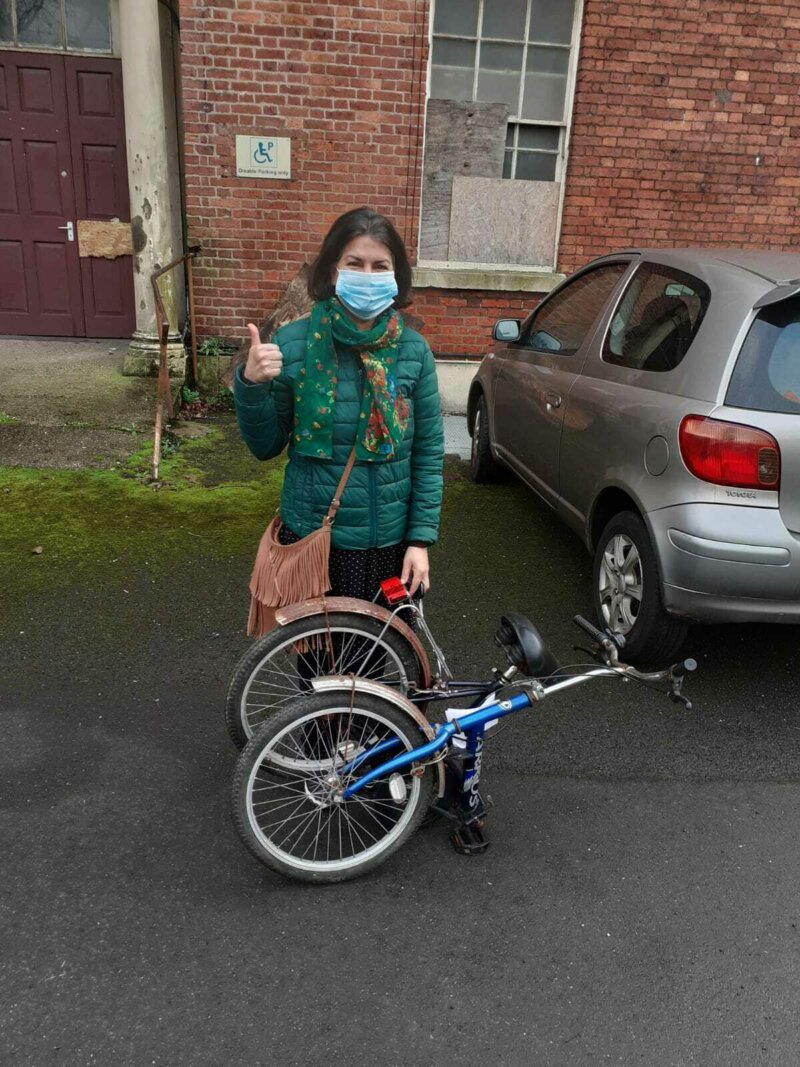 Shipshape bike health checks 2